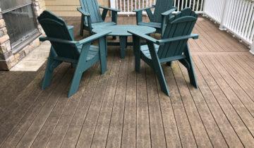 Trex Deck Maintenance Company In Oakland County Michigan