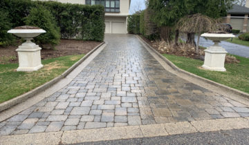 Benefits Of Brick Paver Driveway Cleaning, Sealing & Maintenance In Michigan