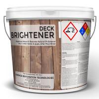 Deck Brightener For Wood Decks, Fences & Siding
