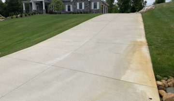 Concrete Cleaning & Sealing, In Oakland & Macomb County Michigan
