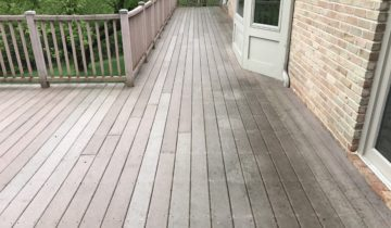 LOW PRESSURE WASHING & COMPOSITE DECK CLEANING FOR TREX, TIMBERTECH, FIBRON IN OAKLAND, MACOMB, WAYNE COUNTY IN MICHIGAN