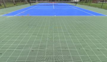 Tennis Court Cleaning & Sports Court Cleaning in Oakland County, Michigan
